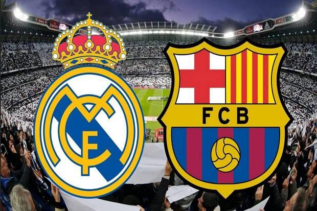 Statistik Jelang El Clasico, Real Madrid vs Barcelona