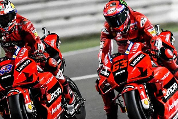 Ducati Gagal Juara di Seri Qatar, Salah Lepas Andrea Dovizioso?