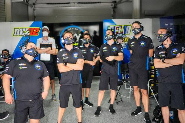 Sky Racing VR46 Team Berpeluang Manggung di MotoGP 2022