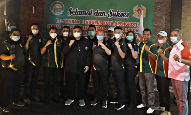 Pengurus POBSI Kota Medan Periode 2021 - 2025 Dilantik