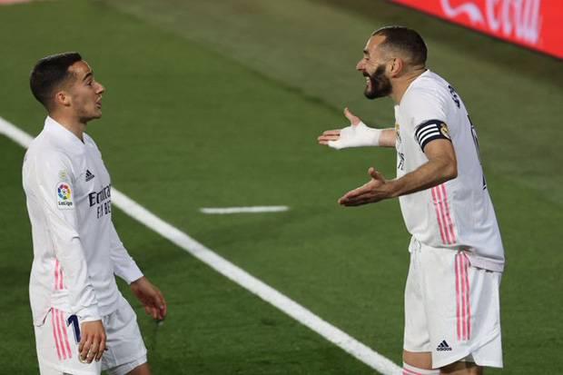 Messi Soak di Depan Gawang, Madrid Menangi El Clasico dan Gusur Atletico