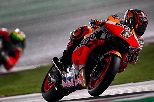 Marquez Turun di MotoGP Portugal, Stefan Bradl Lengser: Tak Masalah