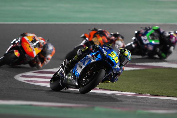 Gagal Bersaing di Dua Seri Pertama MotoGP 2021, Joan Mir Bidik Podium GP Portugal