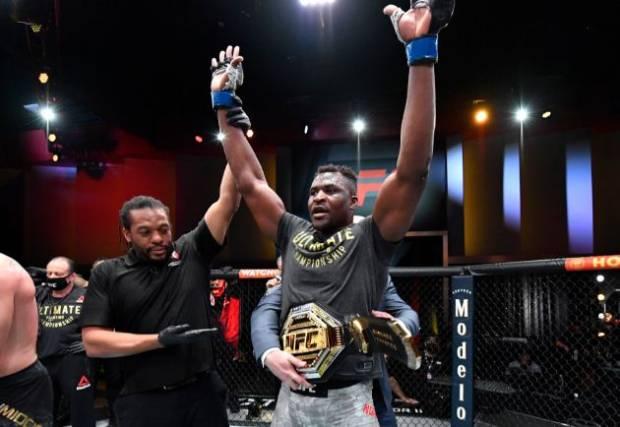 Kisah Francis Ngannou: Dulu Miskin Berebut Makanan dengan Tikus Kini Raja UFC