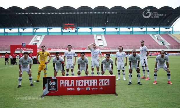 Ladeni PS Sleman, Barisan Pertahanan Bali United Siap Kerja Keras