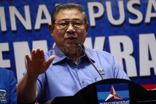 Kubu Moeldoko Tuding SBY Ingin Jadikan Partai Demokrat Properti Milik Pribadi