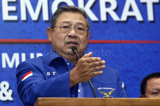 Daftarkan Logo Demokrat, SBY Dinilai Paranoid demi Bangun Cikeas Corporation
