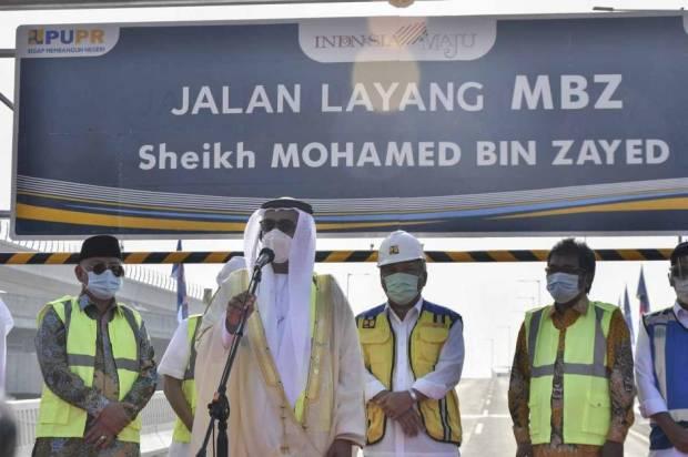 Fadli Zon Keberatan Tol Japek II Diganti Nama Syeikh Mohamed bin Zayed