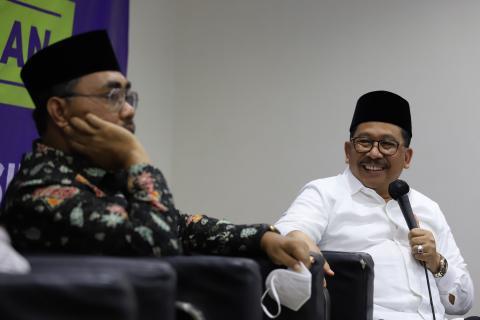 Wamenag Angkat Bicara soal Polemik Kajian Ramadan di PT Pelni
