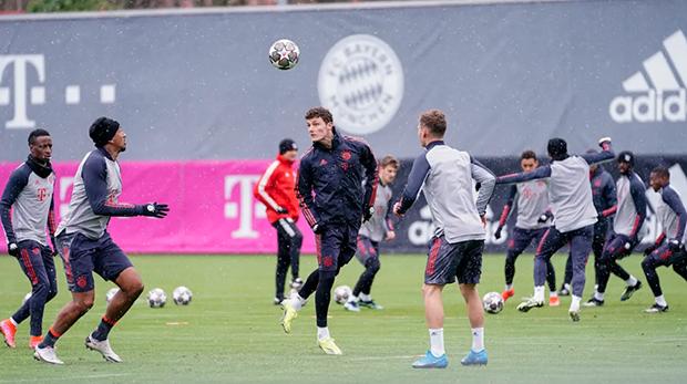 Bayern Muenchen Bidik Comeback di Laga Knockout ke-100 Liga Champions