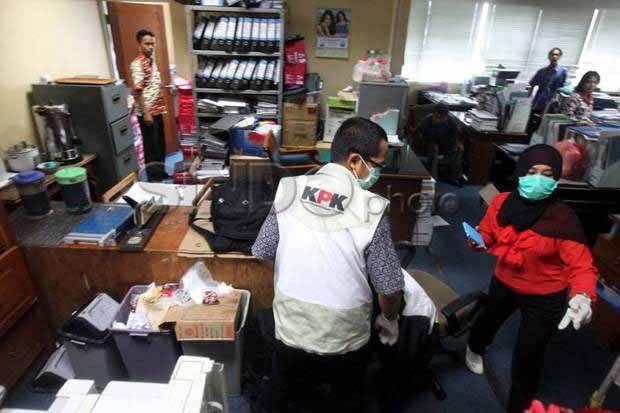 KPK Tegaskan Penggeledahan PT Jhonlin Baratama Sudah Seizin Dewas