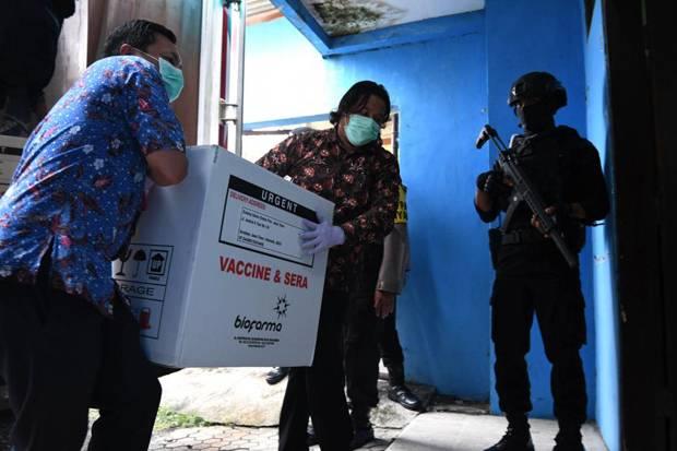 Indonesia Baru Mendapatkan 4 Jenis Vaksin Covid-19, Menkes Ungkap Alasannya