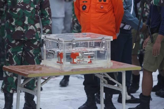 CVR Sriwijaya Air SJ-182 Berhasil Diunduh, Apa Isinya?