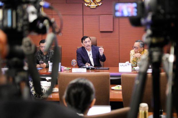 Titah Luhut: KPK Jangan Jadi Alat Politik & Kekuasaan