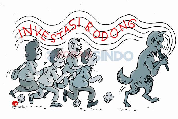 Banyak yang Terjebak Investasi Bodong karena Diracuni Kerabat Sendiri