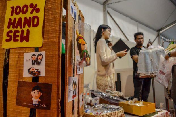 Dihantam Pandemi, Sejumlah Industri Kecil di Bandung Terus Bertahan