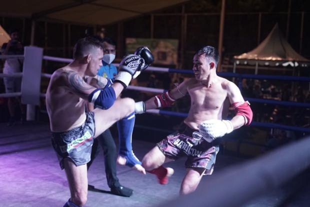 Kejuaraan Muay Thai Road to Victory 11 Sukses Digelar di Bali