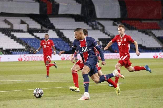 Babak I: PSG vs Bayen Ungguli PSG, Porto Imbangi Chelsea