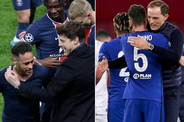 Hasil Liga Champions, Rabu (14/4/2021): Sejarah Chelsea dan Paris Saint-Germain