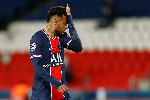 Selebrasinya Dituding Provokasi Kimmich, Neymar: Dia yang Nyamperin