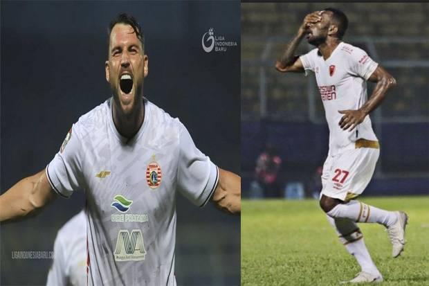 Semifinal Piala Menpora 2021: Persija Waspadai Pressing Ketat, PSM Mainkan Permainan Keras