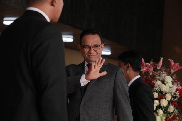 Arief Poyuono Prediksi Dua Partai Pro Pemerintah Usung Anies di Pilpres 2024