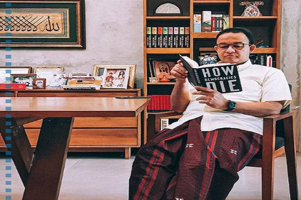 Belum Ada Sosok Dominan, Anies Baswedan Berpeluang Dilirik Parpol Pro Jokowi