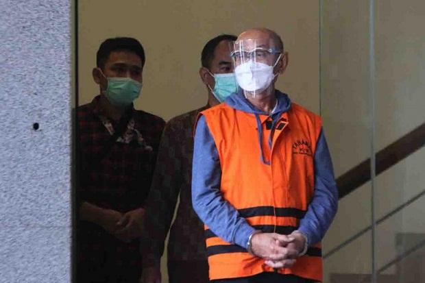KPK Geledah Kantor Penyuap Gubernur Sulsel Nurdin Abdullah