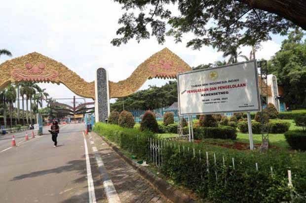 Keluarga Cendana Mangkir Sidang Gugatan TMII di PN Jaksel