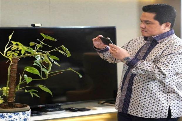 Kementerian BUMN Genap Usia 23 Tahun, Ini Harapan Erick Thohir