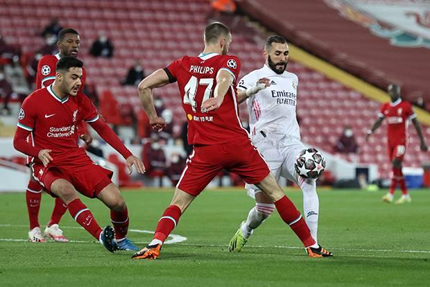 Bikin Liverpool Frustrasi, Real Madrid Tembus Semifinal Liga Champions