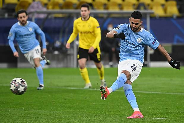 Comeback di Markas Dortmund, Man City Tembus Semifinal Liga Champions
