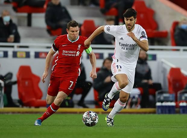 Liverpool Tersingkir dari Liga Champions, Milner Heran Banyak Peluang Terbuang