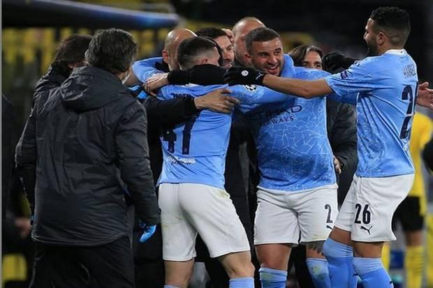 Asa Manchester City Merebut Empat Gelar Musim Ini