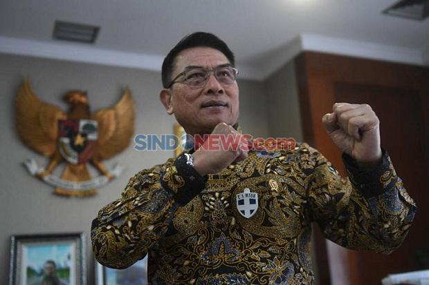 Reshuffle Kabinet Juga Menyasar Moeldoko?