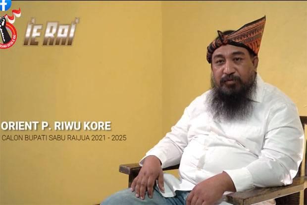 MK Batalkan Kemenangan dan Diskualifikasi Orient P Riwu Kore di Pilkada Sabu Raijua