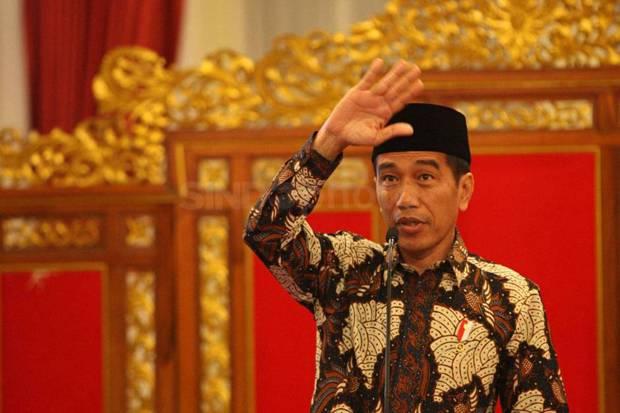 Jokowi Ingatkan Kepala Daerah Agar Terapkan PPKM Mikro, Bukan Lockdown