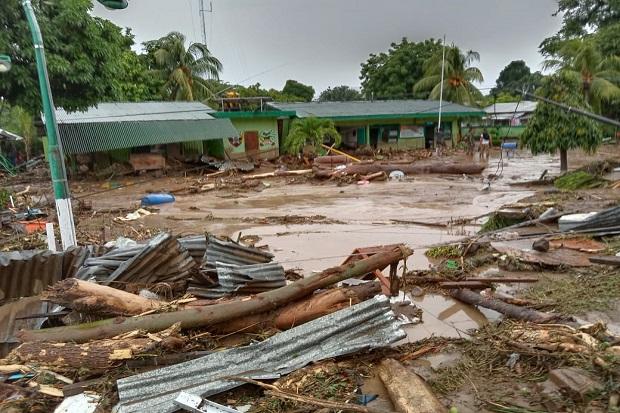 BNPB: Lebih 12.000 Orang Masih Mengungsi Akibat Bencana di NTT