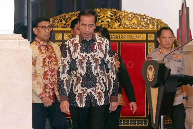 Jokowi Undang Arsitek hingga Ahli Lingkungan Hidup Masuk Badan Otorita Ibu Kota