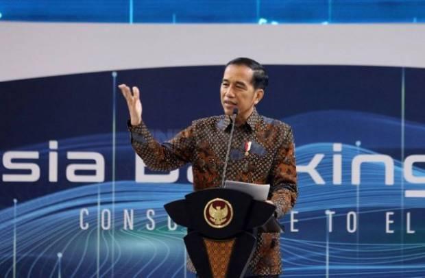 Jokowi Minta Industri Otomotif RI Genjot Pasar Ekspor