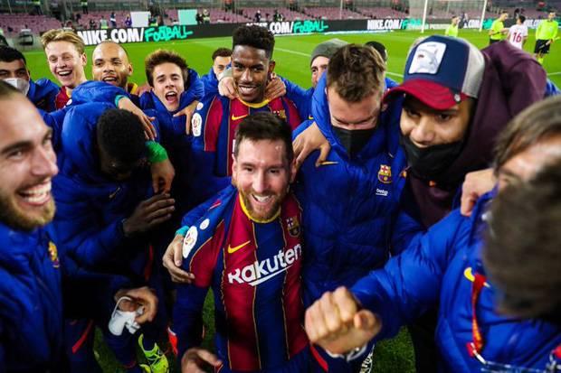 Keputusan Lanjut atau Tidaknya Sudah Ada di Kepala Messi
