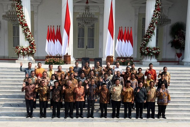 Reshuffle Kabinet Diminta Kedepankan The Right Man On The Right Place