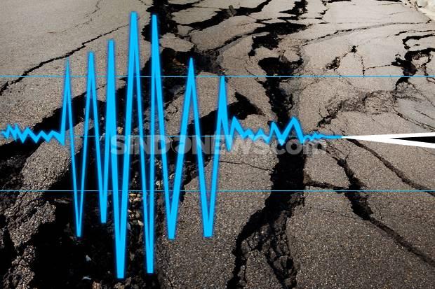 BMKG Sebut 2 Kali Gempa Guncang Zona Megathrust Selatan Lombok-Sumbawa Sejak Kemarin