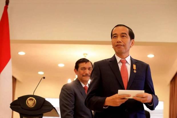 Larang Mudik, Jokowi: Kita Harus Jaga Tren Menurunnya Kasus Covid di Indonesia