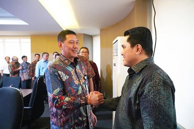 Menteri BUMN Kembali Tetapkan Kuswiyoto sebagai Dirut Pegadaian