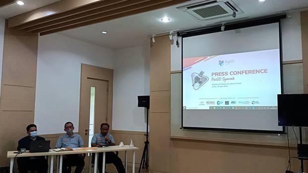 Luncurkan Posgo Syariah, Pos Indonesia Bidik 100.000 Pengguna Awal