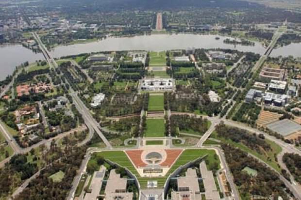 Kantor OJK dan BI Pindah ke Ibu Kota Baru tahun 2029