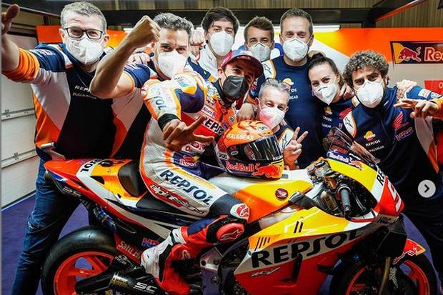 Marquez Enggak Punya Jagoan Siapa Pemenang MotoGP 2021