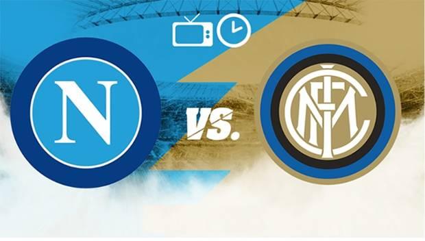Jelang Napoli vs Inter Milan: Jegal Laju Nerazzurri