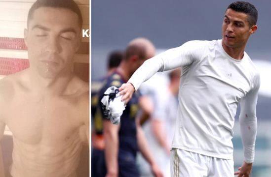 Kaizen! Cristiano Ronaldo Pamer Transformasi Tubuh Menakjubkan di Usia 36